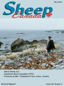 Sheep Canada - Fall 2010