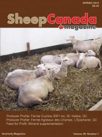 Sheep Canada - Spring 2014