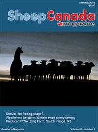 Sheep Canada: Spring 2016