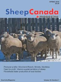 Sheep Canada – Spring 2018